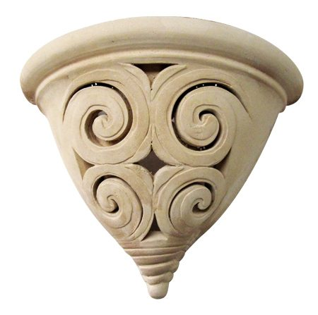 Ancona lámpa 15X21x29,5cm