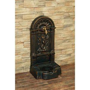 Firenze álló falikút antikolt bronz