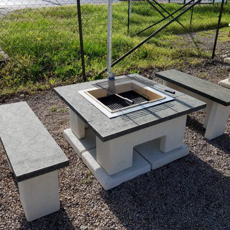 Innova Family grill két paddal