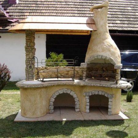 családi grillező